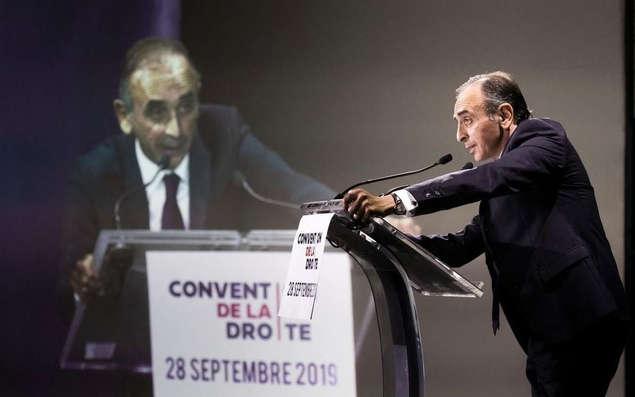 Face à l'Info : Eric Zemmour n'en finit plus de battre des records d'audience
