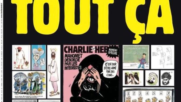 Instagram suspend les comptes de journalistes de Charlie Hebdo