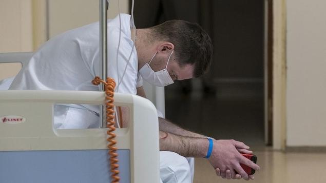 Désastre psychologique pour les internes en médecine — Coronavirus