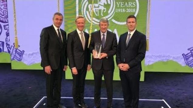 Le Puy du Fou remporte un cinquième Award mondial