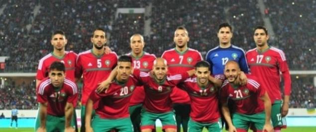 Qualification du maroc au mondial de foot meutes et occupation de rues coup de projecteur - Maroc qualification coupe du monde ...
