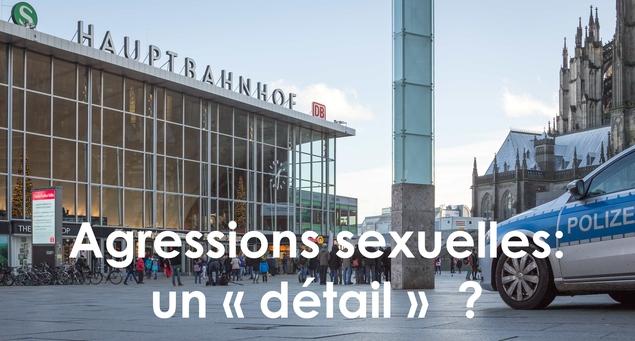 Agressions sexuelles de Cologne : un « détail » pour Amnesty International