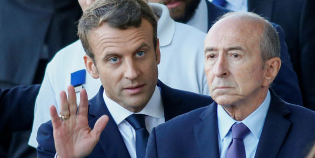 Comment Collomb a incendié Macron