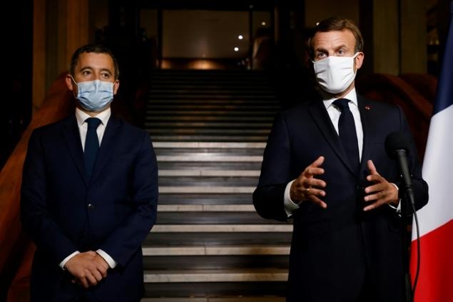 France: Macron admet des