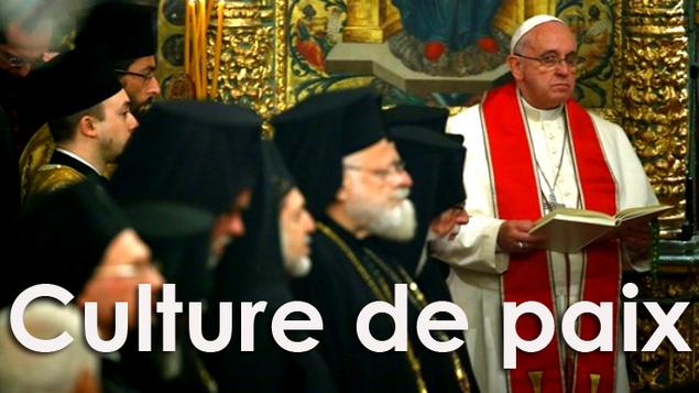 le pape fran ois cherche reb tir la paix depuis la turquie d cryptage actualit libert. Black Bedroom Furniture Sets. Home Design Ideas