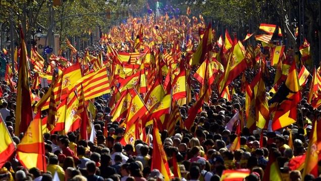 Présidente du Parlement devant la justice — Catalogne