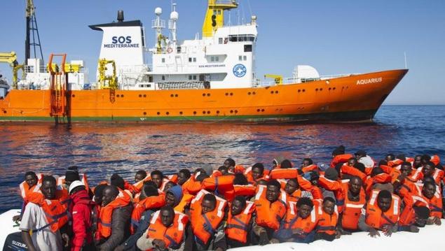 SOS Méditerranée : Fin de l'affrètement de l'Aquarius et recherche d'un nouveau navire