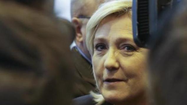 Marine Le Pen accuse La France Insoumise,