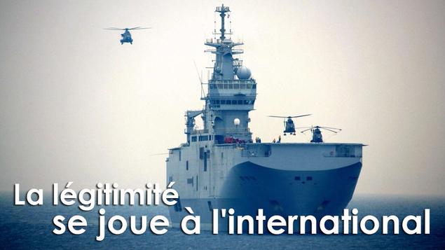 Mistral : Hollande joue ce qui lui reste de légitimité