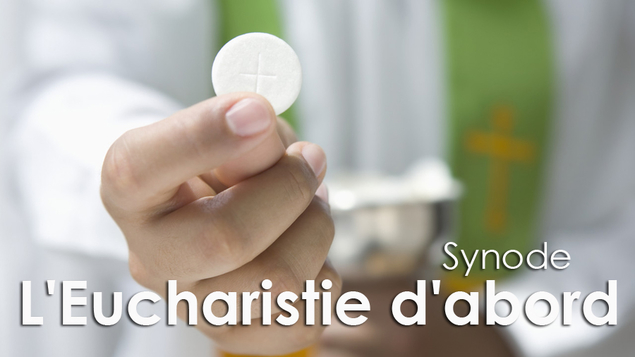 Synode : la question de l'eucharistie est centrale