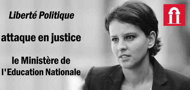Nous attaquons l'État en justice