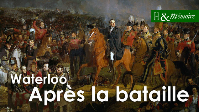 Waterloo : la France sauvée par Wellington