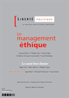 LE MANAGEMENT ETHIQUE