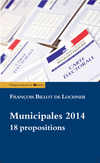 Municipales 2014, 18 propositions