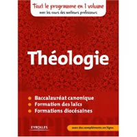 Théologie,Eyrolles,coll. Mention, 294 p., 18 €