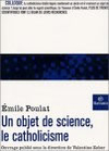 Un objet de science, le catholicisme
